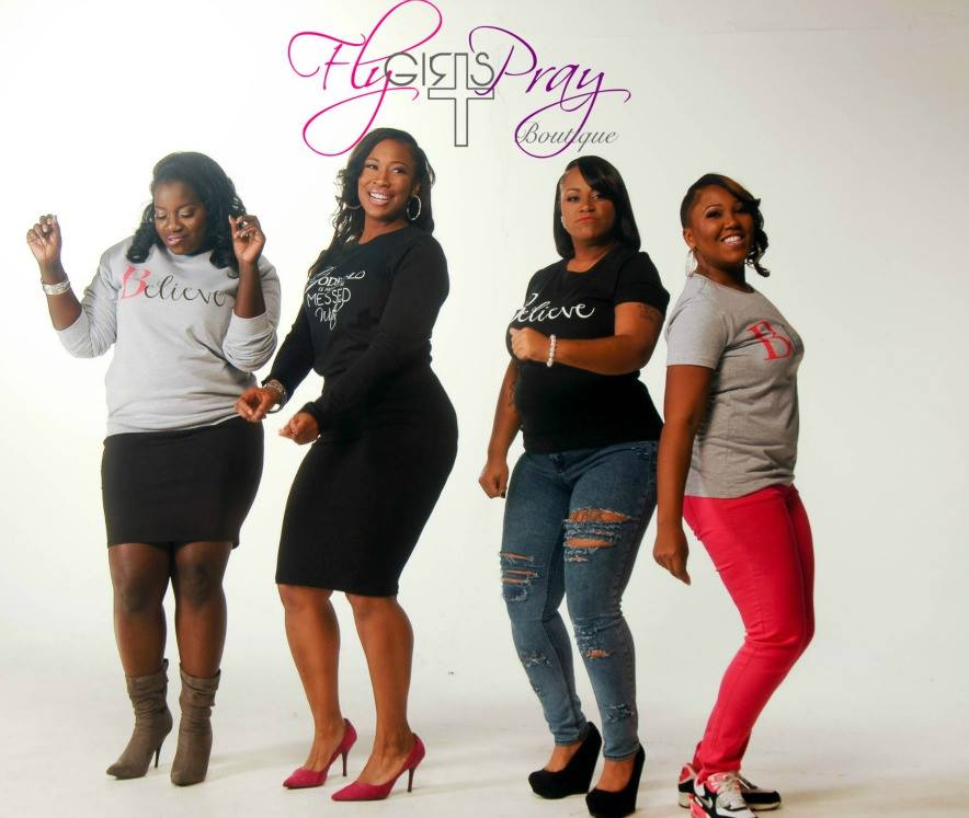 Fly Girls Pray Boutique The Force Radio